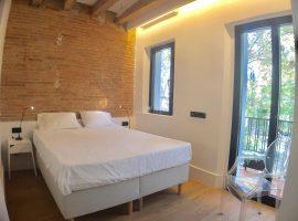 Sarrià-Pl.Sant Vicenç, pis disseny 1 dorm.