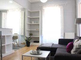 Passeig de Gràcia- Apartament 2 dorm moblat
