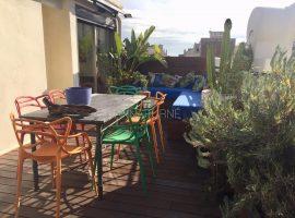 San Gervasi- Àtic amb gran terrassa
